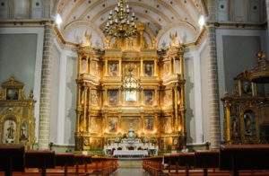 parroquia de nuestra senora de la concepcion morata de tajuna