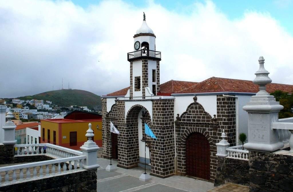 parroquia de nuestra senora de la concepcion valverde del hierro