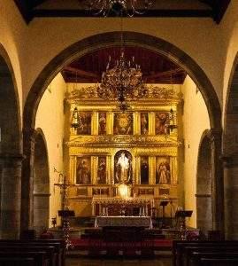 Parroquia de Nuestra Señora de la Consolación (Buenavista del Norte)