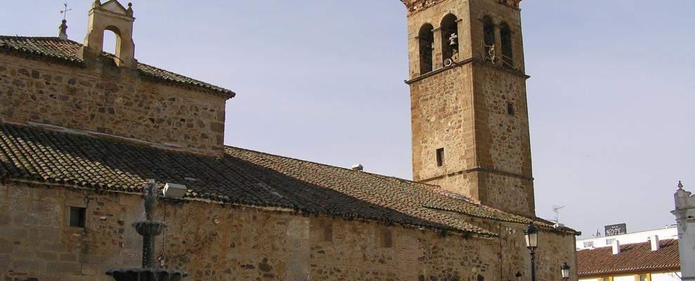 parroquia de nuestra senora de la consolacion monterrubio de la serena
