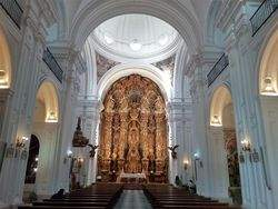 parroquia de nuestra senora de la consolacion umbrete