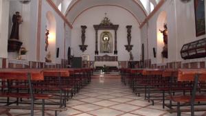 parroquia de nuestra senora de la consolacion villanueva de algaidas