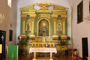 parroquia de nuestra senora de la encarnacion comares 1