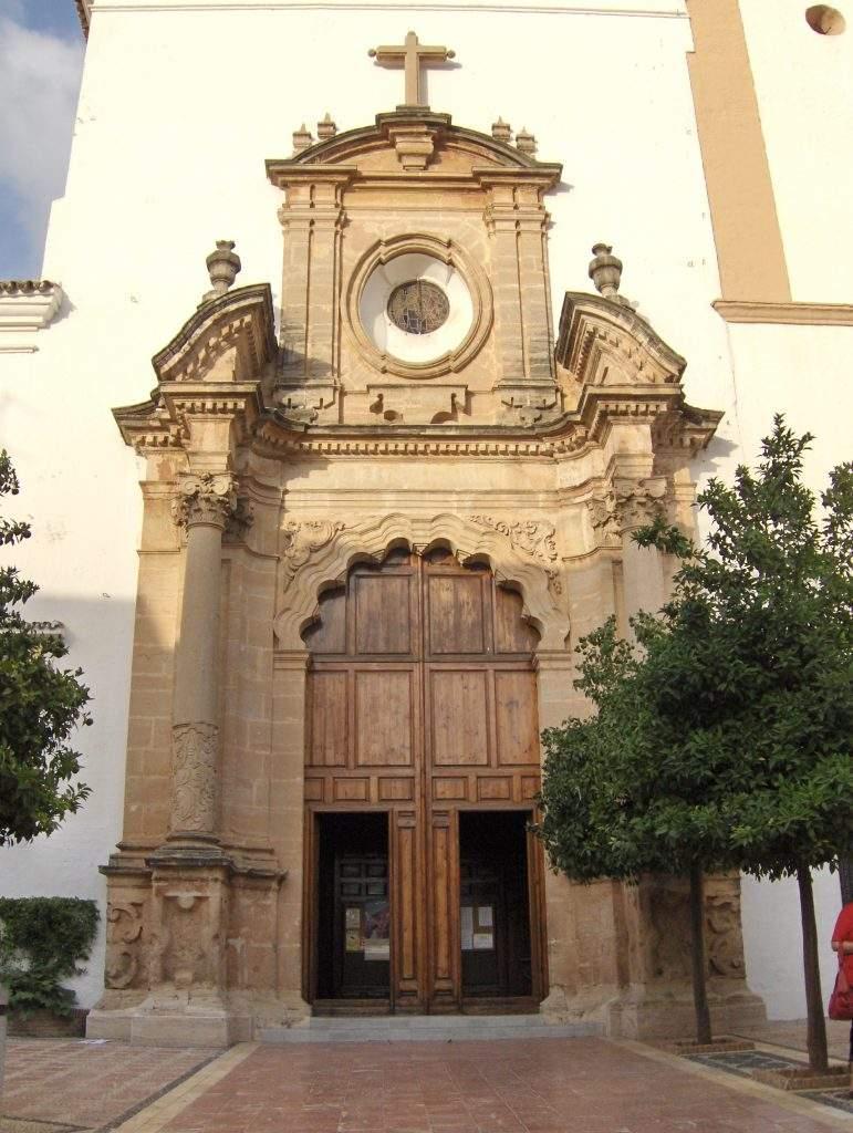 parroquia de nuestra senora de la encarnacion marbella