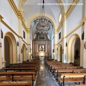 Parroquia de Nuestra Señora de la Encarnación (Moclín)