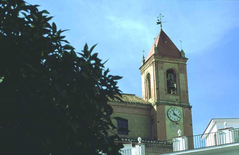 parroquia de nuestra senora de la encarnacion