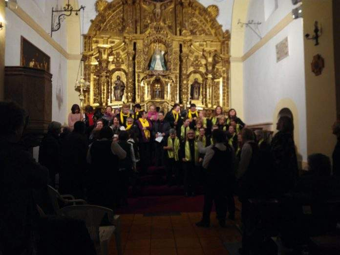 parroquia de nuestra senora de la encina pinofranqueado