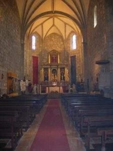 Parroquia de Nuestra Señora de la Estrella (Navalagamella)