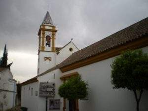 parroquia de nuestra senora de la estrella palomares del rio