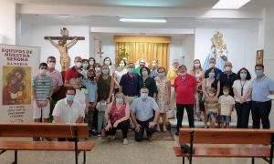 parroquia de nuestra senora de la fuensanta huercal de almeria