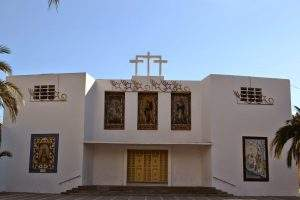 parroquia de nuestra senora de la fuensanta la mojonera