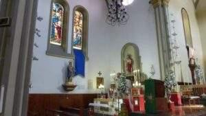 parroquia de nuestra senora de la luz la luz