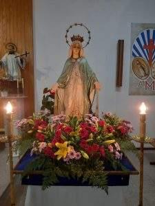 Parroquia de Nuestra Señora de la Medalla Milagrosa (Maneje) (Arrecife)