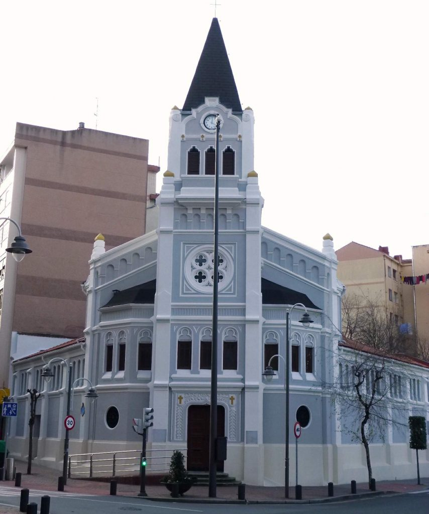 parroquia de nuestra senora de la medalla milagrosa zorrotza bilbao 1