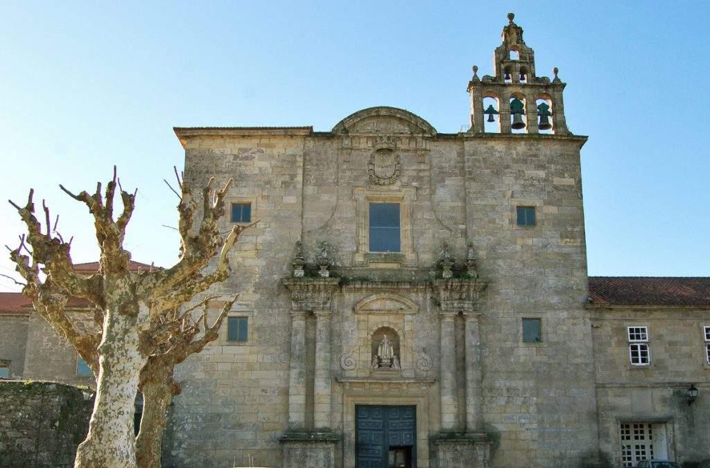 parroquia de nuestra senora de la merced conxo santiago de compostela