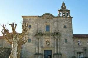 Parroquia de Nuestra Señora de la Merced (Conxo) (Santiago de Compostela)