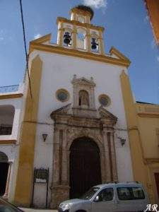 parroquia de nuestra senora de la merced moron de la frontera