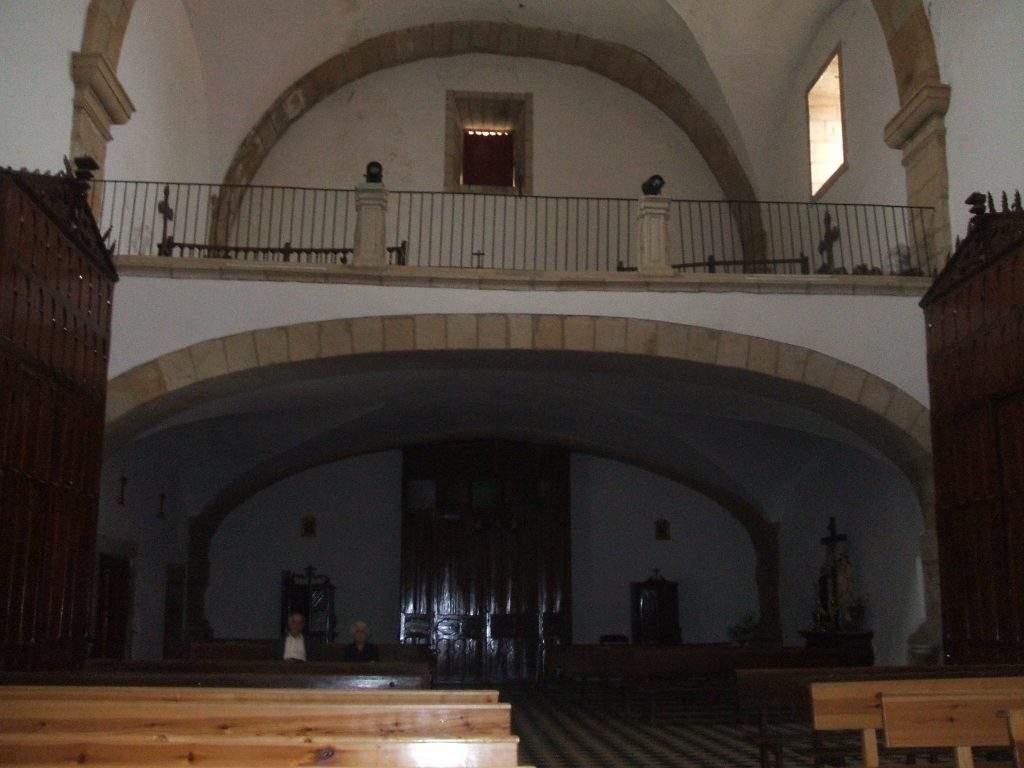 parroquia de nuestra senora de la o navas del madrono