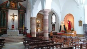 parroquia de nuestra senora de la o ubrique