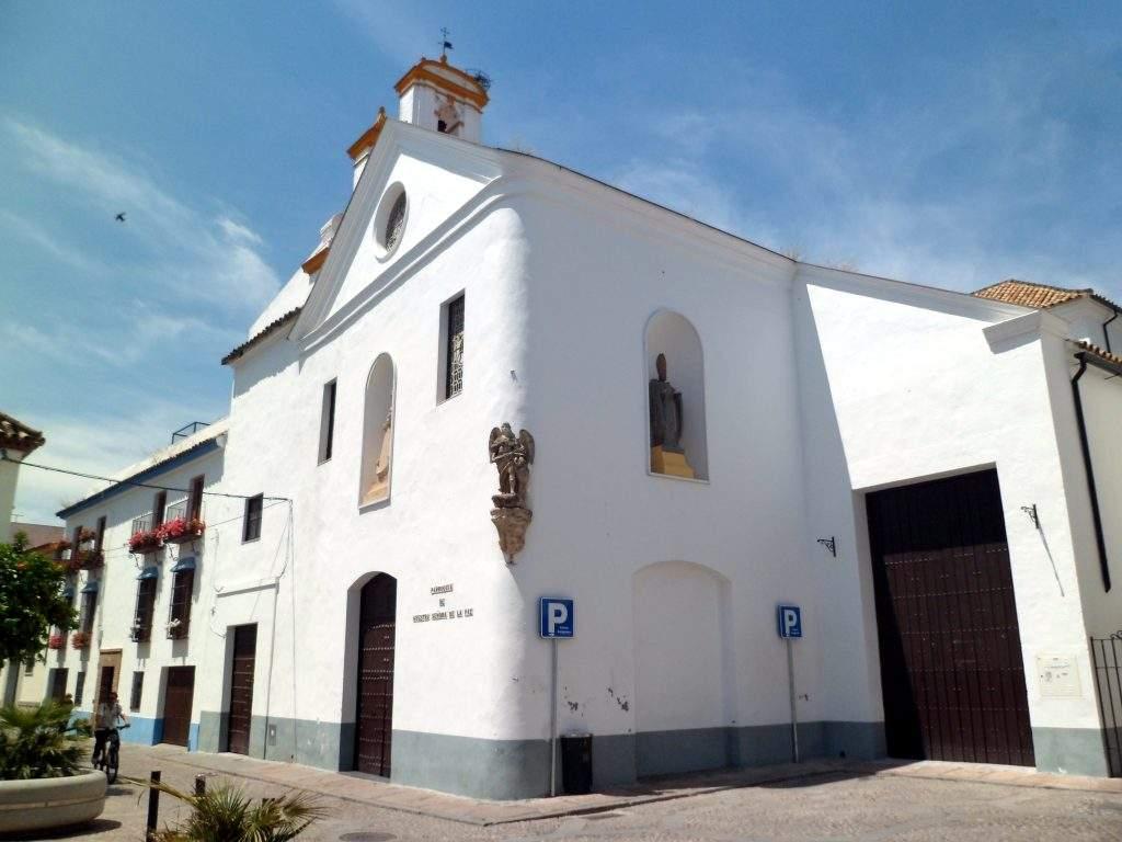 parroquia de nuestra senora de la paz benamocarra