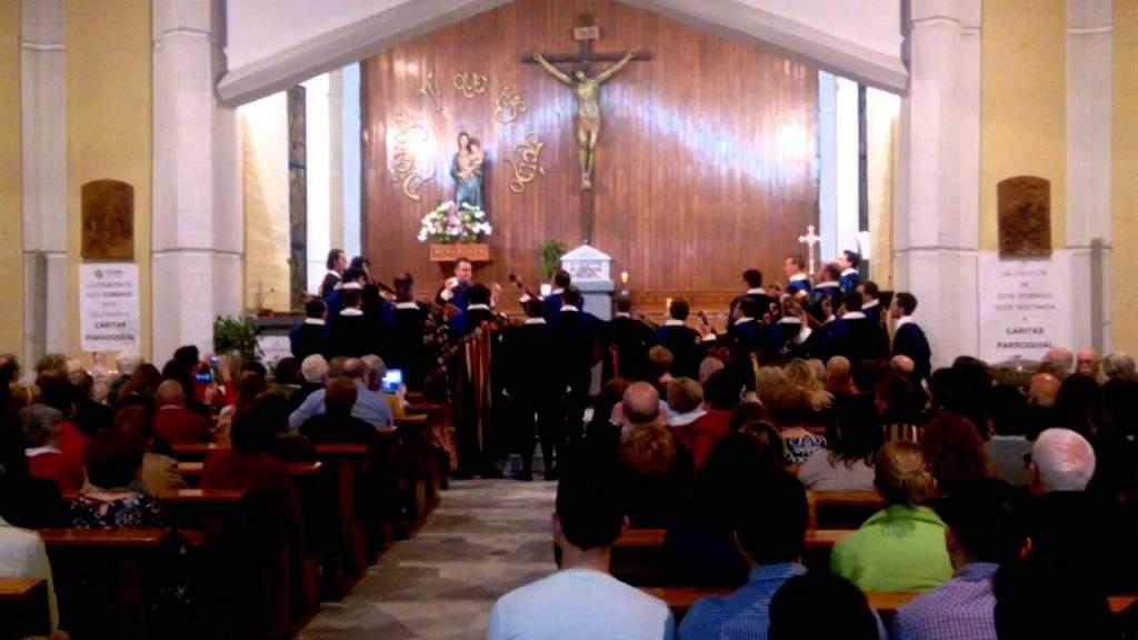 parroquia de nuestra senora de la paz cuenca