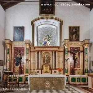 Parroquia de Nuestra Señora de la Paz (Frailes)