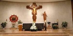 parroquia de nuestra senora de la paz pamplona