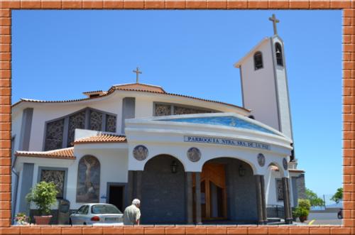 parroquia de nuestra senora de la paz puerto de la cruz