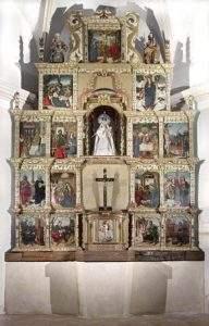 parroquia de nuestra senora de la paz valdeavellano de tera