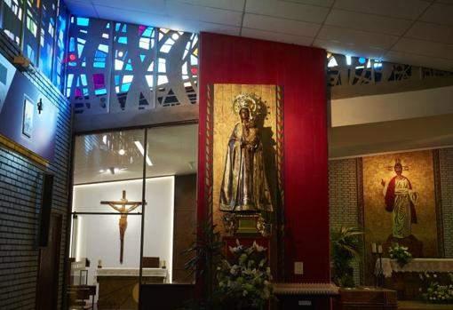 parroquia de nuestra senora de la pena madrid 1