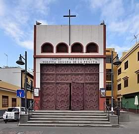 Parroquia de Nuestra Señora de la Peñita (Puerto de la Cruz)