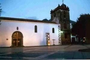Parroquia de Nuestra Señora de la Salud (Los Llanos) (Santa Lucía de Tirajana)