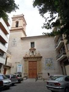 Parroquia de Nuestra Señora de la Salud (Xirivella)