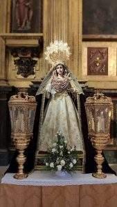 Parroquia de Nuestra Señora de la Soledad (Marín)