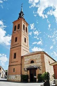 parroquia de nuestra senora de la vega madrid