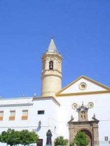 parroquia de nuestra senora de la victoria y del espiritu santo moron de la frontera