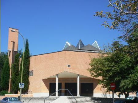 parroquia de nuestra senora de las americas madrid