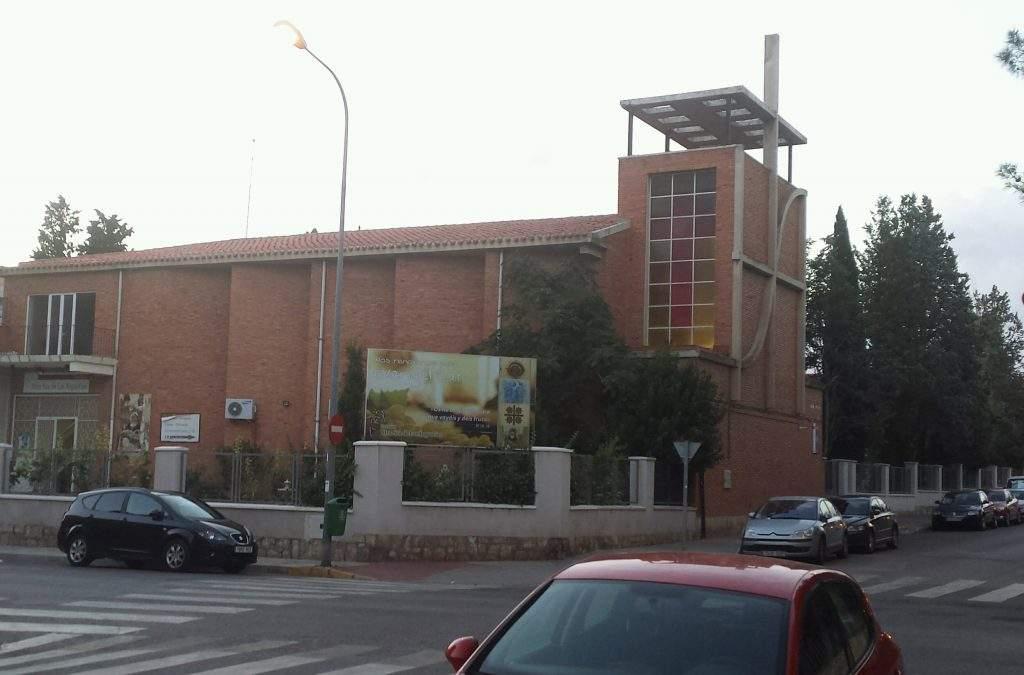 parroquia de nuestra senora de las angustias albacete