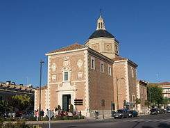 Parroquia de Nuestra Señora de las Angustias (Alpajés) (Aranjuez)