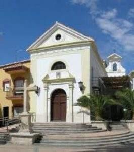 Parroquia de Nuestra Señora de las Angustias (Iglesia del Carmen) (Motril)