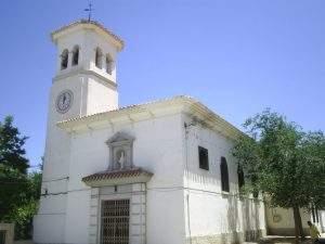 parroquia de nuestra senora de las angustias paterna del madera