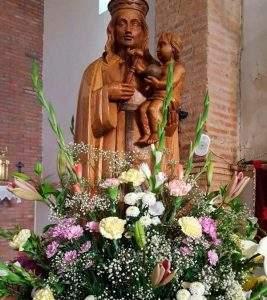 parroquia de nuestra senora de las cruces saceruela