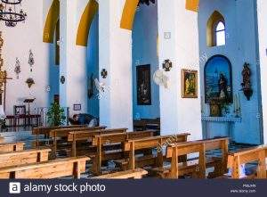 parroquia de nuestra senora de las maravillas maro