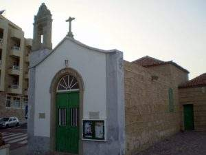 parroquia de nuestra senora de las mercedes de roja el medano