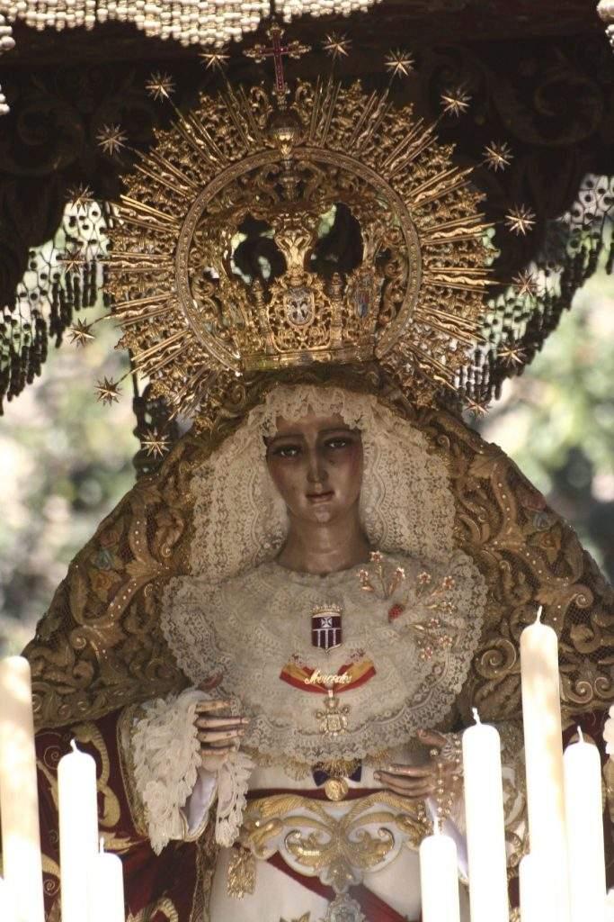 parroquia de nuestra senora de las mercedes y santa genoveva sevilla