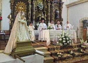 parroquia de nuestra senora de las nieves gandarilla