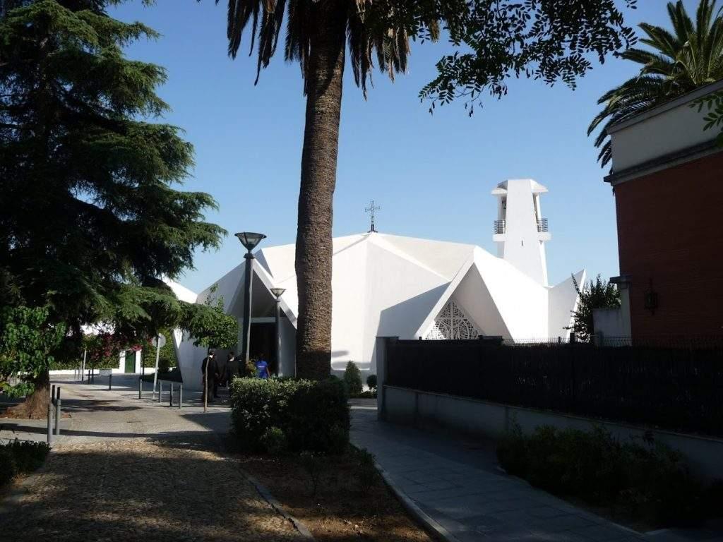 parroquia de nuestra senora de las nieves jerez de la frontera