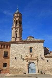 Parroquia de Nuestra Señora de las Nieves (Letux)