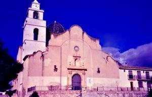 Parroquia de Nuestra Señora de las Nieves (Monforte del Cid)