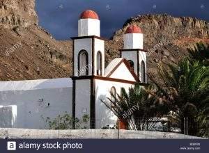 Parroquia de Nuestra Señora de las Nieves (Puerto de las Nieves) (Agaete)